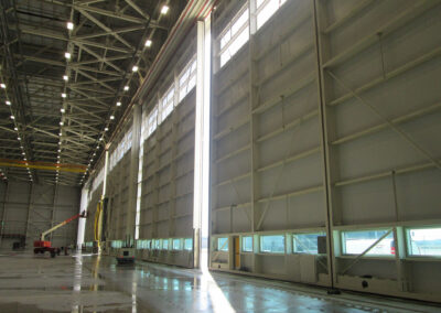 Design Collaboration – Hangar Doors